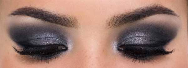 Smokey Eyes - NGJ Makeup